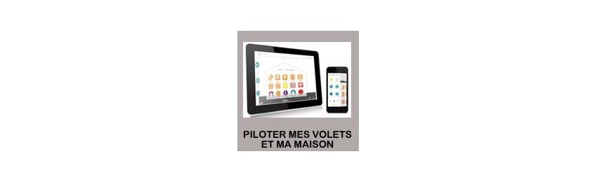PILOTER MES VOLETS ET MA MAISON