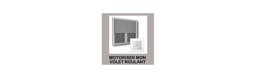 motoriser mon volet roulant volet factory. Black Bedroom Furniture Sets. Home Design Ideas